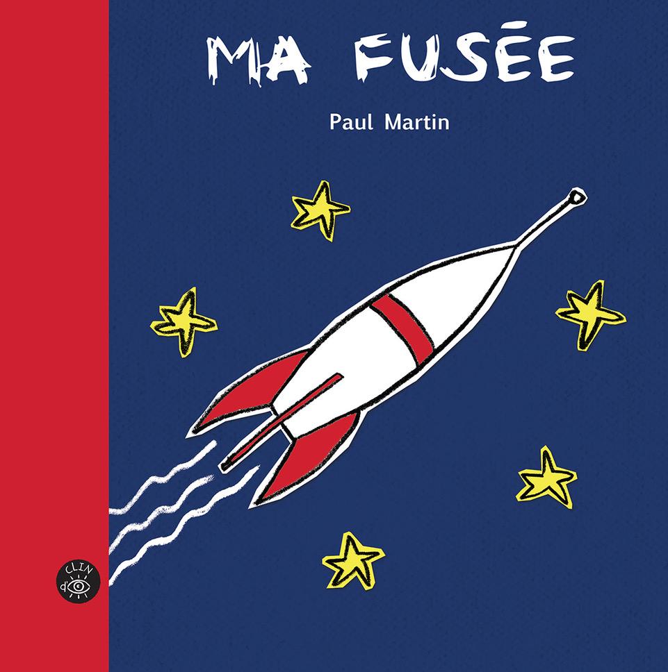 Ma fusée - Éditions de Isatis