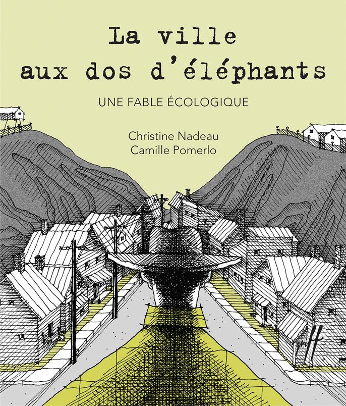 La ville aux dos d'éléphants - Éditions de Isatis