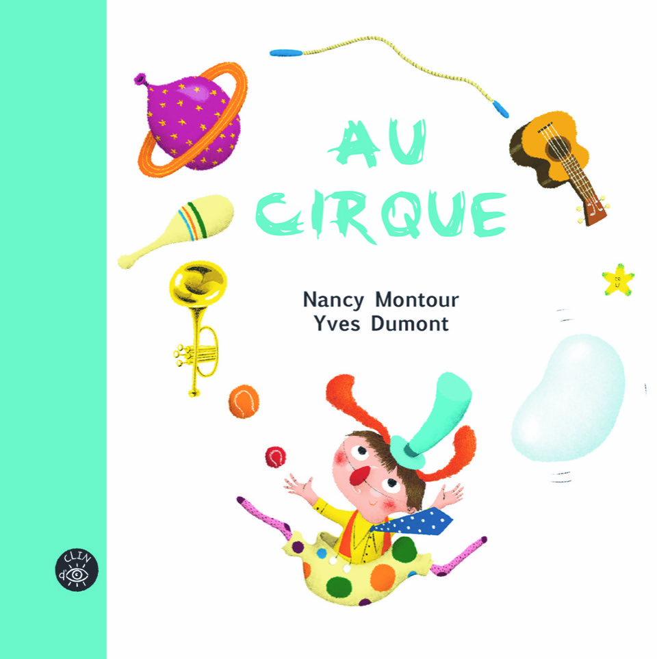Au cirque - Éditions de Isatis