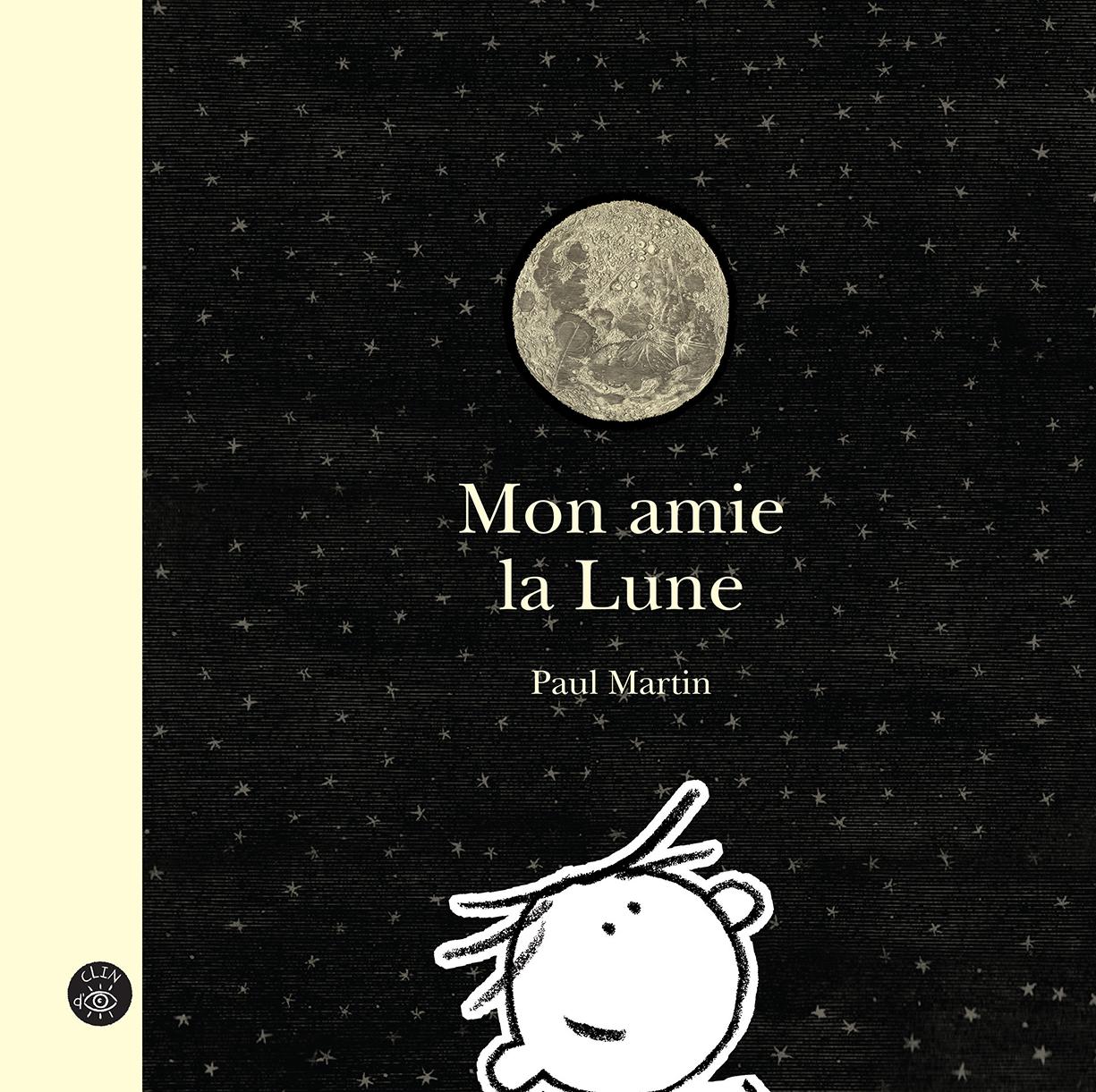 Mon amie la Lune - Éditions de Isatis