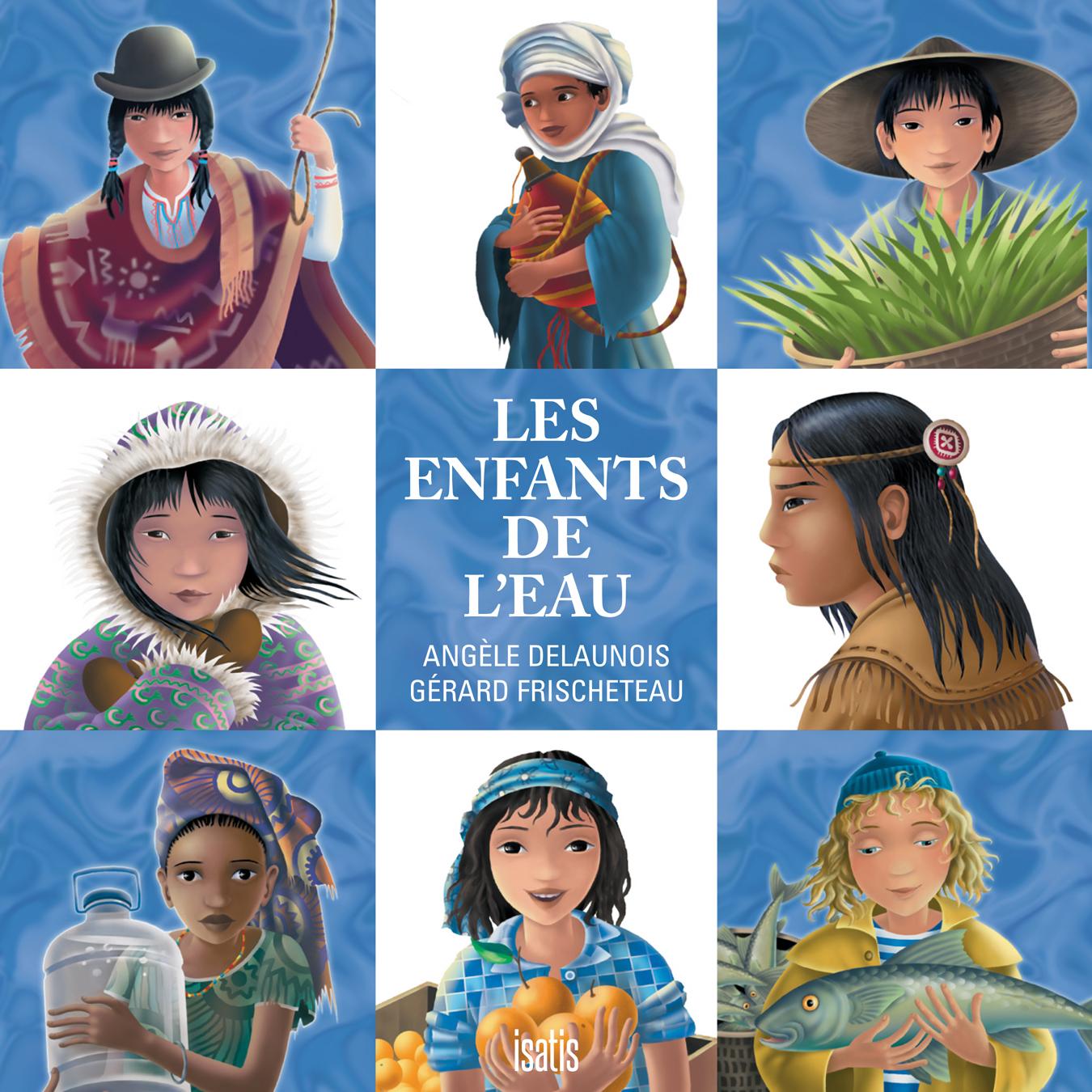 Les enfants de l'eau – Réédition - Éditions de Isatis