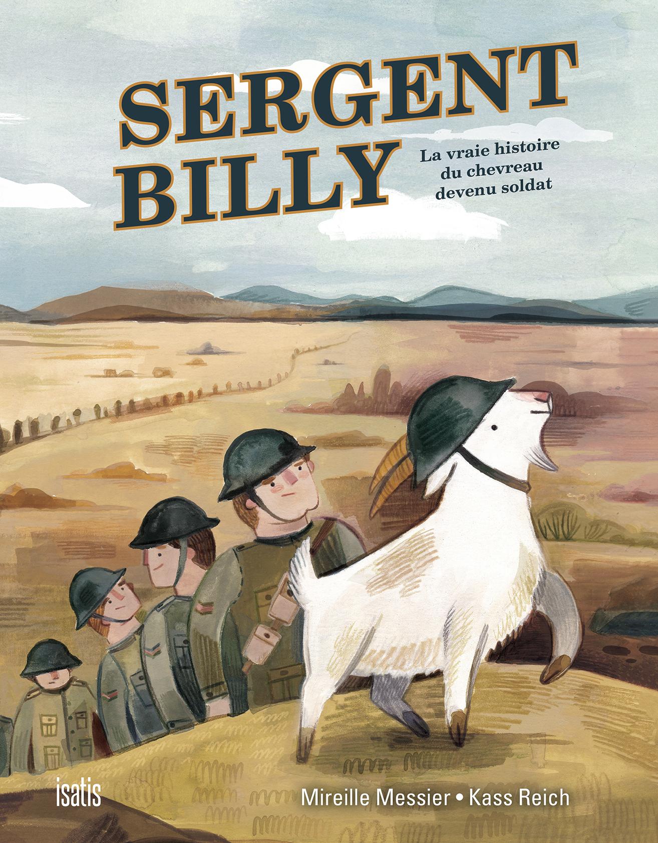 Sergent Billy - Éditions de Isatis