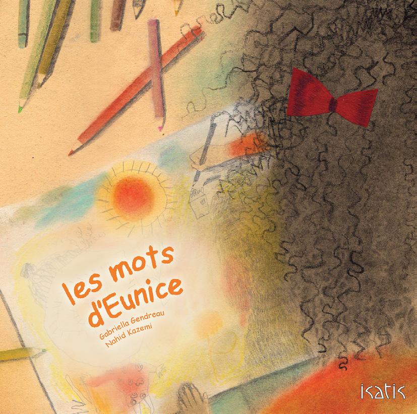Les mots d'Eunice - Éditions de Isatis