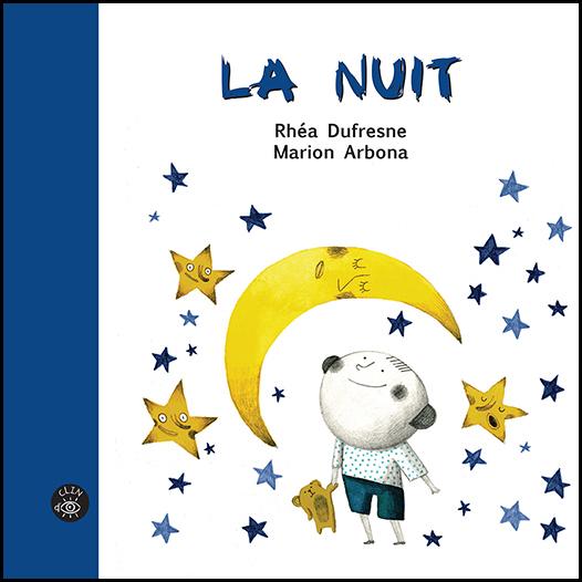 La nuit - Éditions de Isatis
