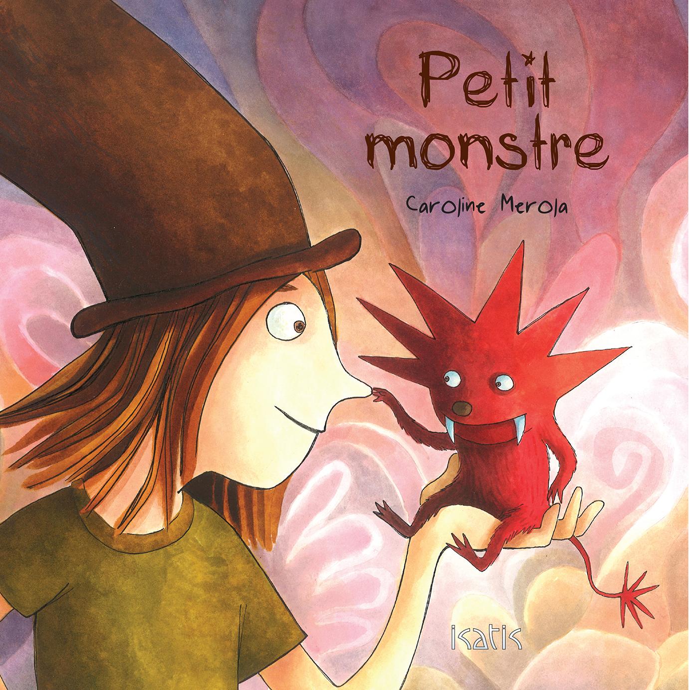Petit monstre - Éditions de Isatis