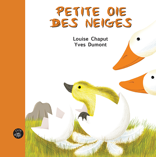 Petite oie des neiges - Éditions de Isatis