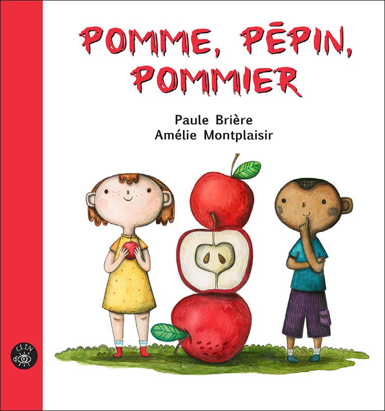 Pomme, pépin, pommier - Éditions de Isatis