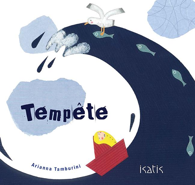 Tempête - Éditions de Isatis