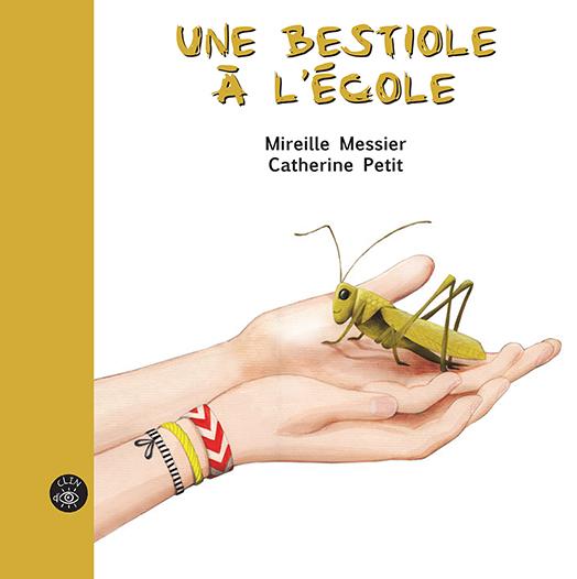 Une bestiole à l'école - Éditions de Isatis
