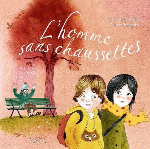L'homme sans chaussettes - Éditions de Isatis