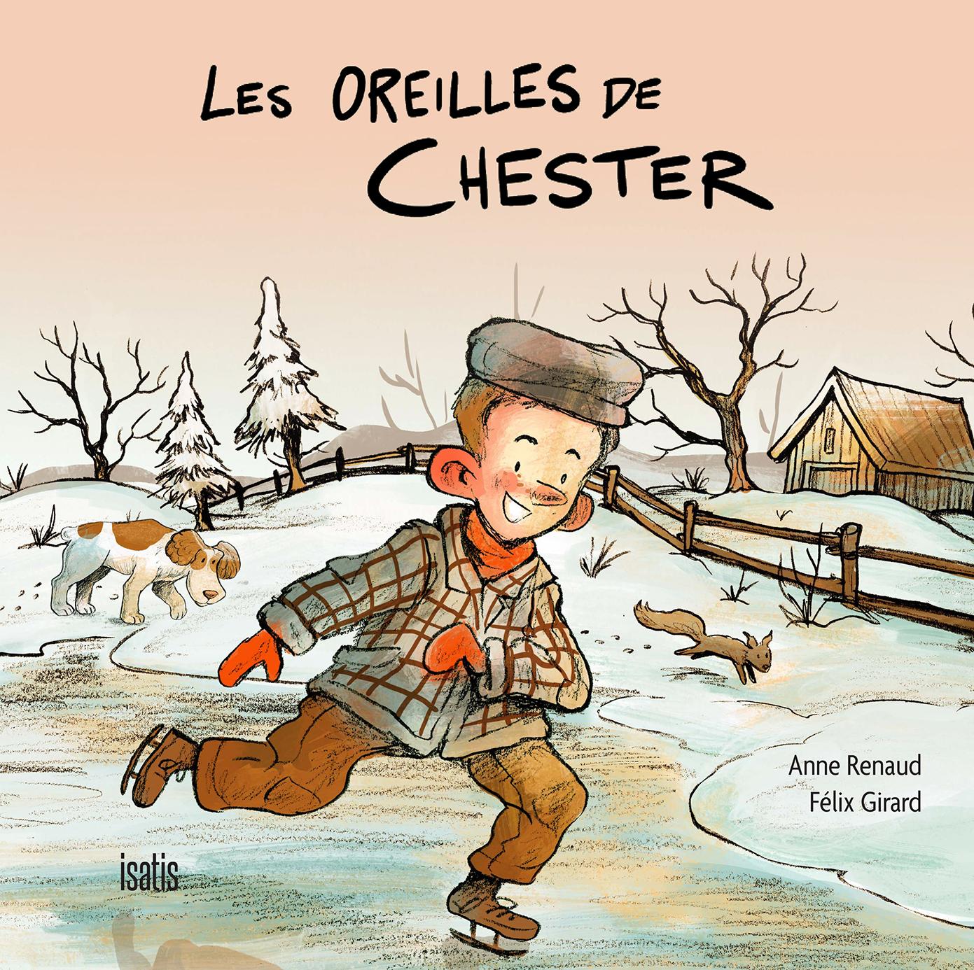 Les oreilles de Chester - Éditions de Isatis